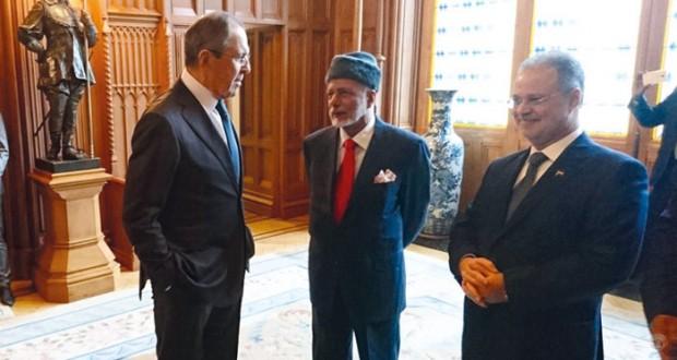بمشاركة السلطنة .. منتدى التعاون العربي الروسي يؤكد على ضرورة محاربة الإرهاب بلا هوادة