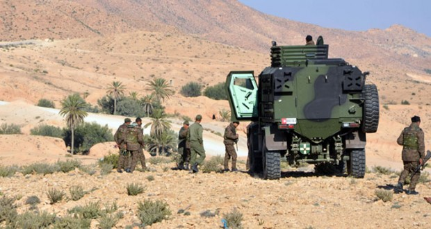 تونس : تأمين محيط مدينة مطماطة تحسبا لوجود مسلحين