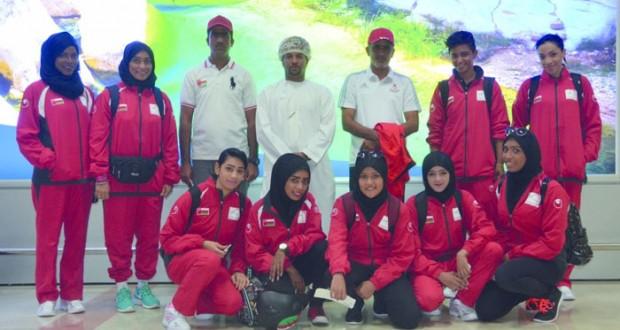 منتخب السيدات مستعد للمنافسة ببطولة كأس الخليج للقدرة والتحمل بقطر