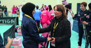 فتيات نادي البشائر يحتللن المركز الـ 11 بالترتيب العام بعد حصولهن على 5 ميداليات ملونة