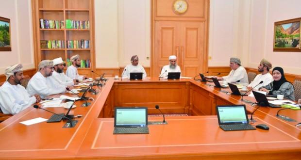 مجلس الشورى يستضيف الهيئة العمانية للاعتماد الاكاديمي