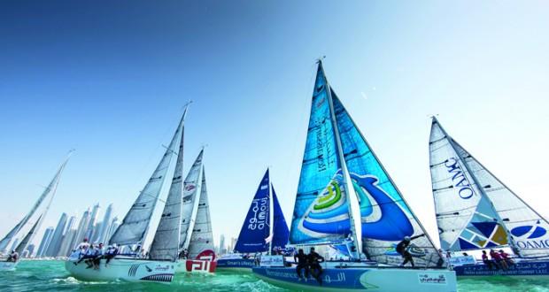 اليوم.. انطلاق منافسات النسخة السادسة لسباق الطواف العربي للإبحار الشراعي