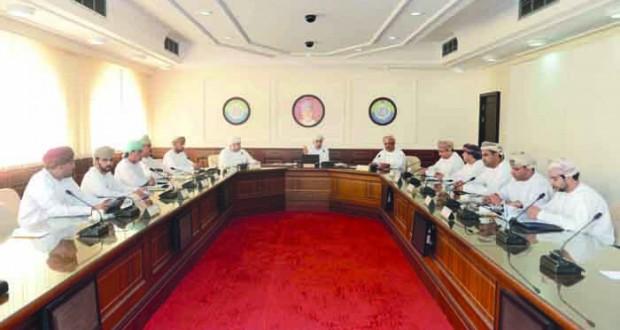 غرفة تجارة وصناعة عمان تعلن خطة عملها في 2016