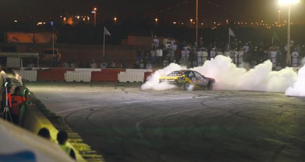 أكثر من 13 ألف زائر تابعوا منافسات الجولة الثانية لبطولة عمان للاستعراض الحر