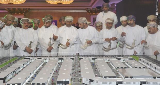 إطلاق مدينة سندان أول مدينة متكاملة للصناعات الخفيفة