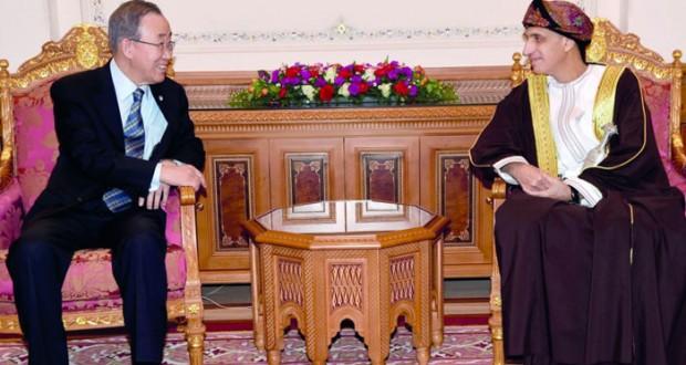 السلطنة تجدد التأكيد على ثوابت السياسة العمانية في علاقتها الدولية الهادفة إلى دعم جهود الاستقرار