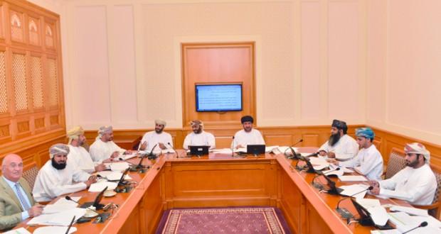 قانونية الشورى تناقش مشروع قانون الجزاء العماني