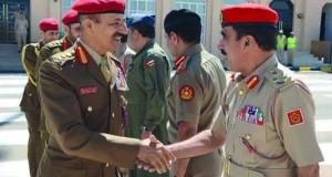 رئيس أركان قوات السلطان المسلحة يتوجه إلى الكويت