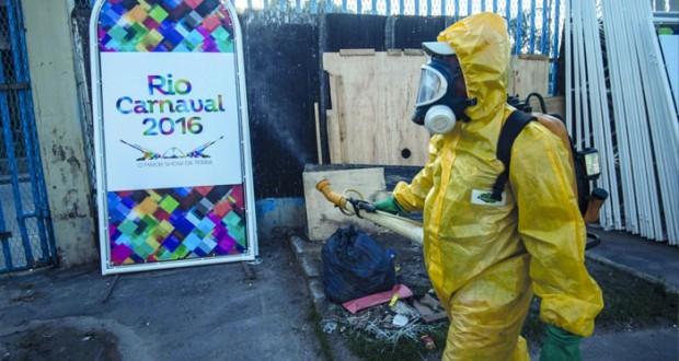 (زيكا) يدفع بريطانيا لتعقيم الطائرات ويرفع مبيعات المبيدات في البرازيل