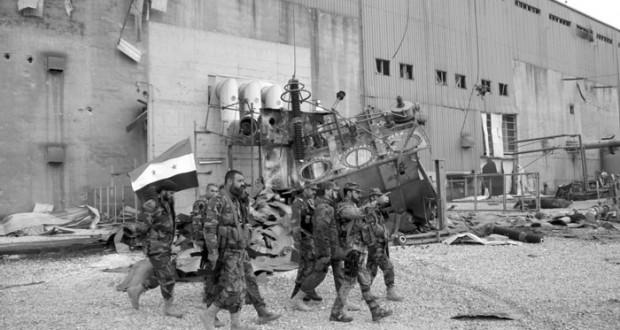 الرئيس السوري: وقف العمليات العسكرية يتطلب منع الإرهابيين من تحسين مواقعهم