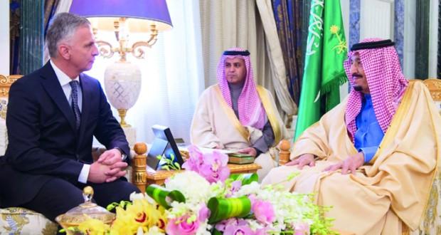 """بمشاركة 20 دولة.. السعودية تستضيف المناورات """"الأكبر بالمنطقة"""""""