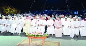 إعلان نتائج الفائزين فـي المهرجان المسرحي الجامعي الخليجي الرابع بجامعة السلطان قابوس