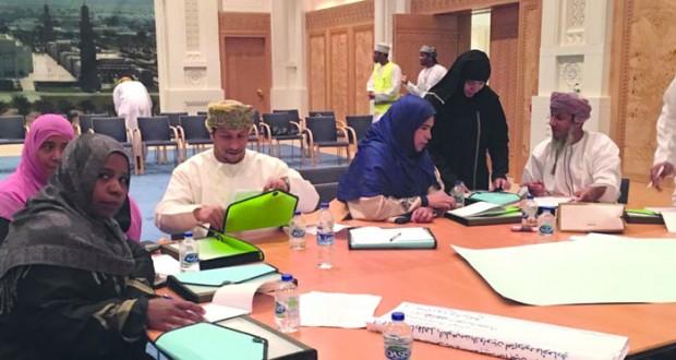 تدشين مشروع مجالس العطاء لتدريب (12) جمعية تطوعية في السلطنة