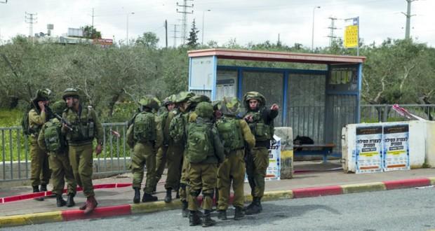 شهيدان عقب عملية طعن بالضفة والإرهاب الإسرائيلي يتصاعد
