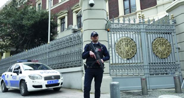 ألمانيا تغلق سفارتها وقنصليتها بتركيا لدواع أمنية و(صقور حرية كردستان) تتبنى هجوم أنقرة