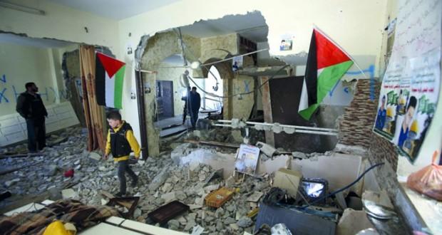 الإرهاب الإسرائيلي يستفحل بالأراضي المحتلة