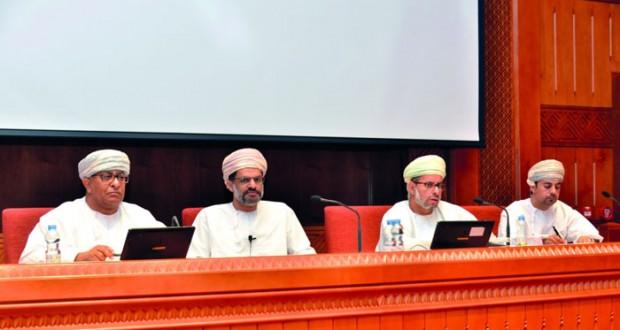 """""""الشورى"""" يستعرض الدعم الحكومي للكهرباء والمياه مع الشركة العمانية لشراء الطاقة والمياه"""