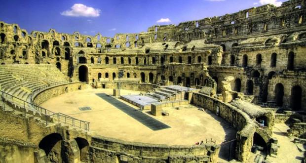 المسارح الرومانية بتونس إرث حضاري في ثقافات متعددة
