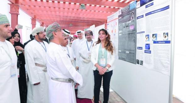 وزير الصحة يفتتح المؤتمر العماني الدولي الثامن عشر لطب الأسنان