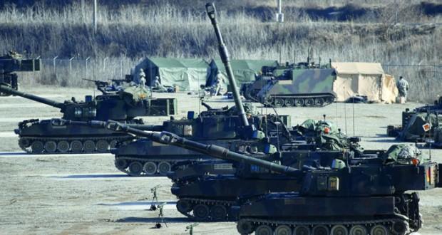 كوريا الشمالية تتحدى العقوبات وتطلق صاروخين بالستيين في بحر اليابان