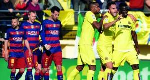 برشلونة يقع في فخ التعادل والريال يكسب بالأربعة