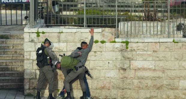 الاحتلال يواصل إجرامه ويشن حملة اعتقال وترويع بالضفة شملت 33 فلسطينيا
