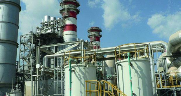 12.6% ارتفاعا في إنتاج السلطنة من الكهرباء بنهاية العام الماضي