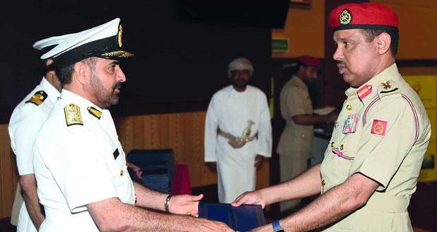 تخـريج الدفعة الثانية من البرنامج التدريبي لريادة الأعمال لمنتسبي وزارة الدفاع وقوات السلطان المسلحة