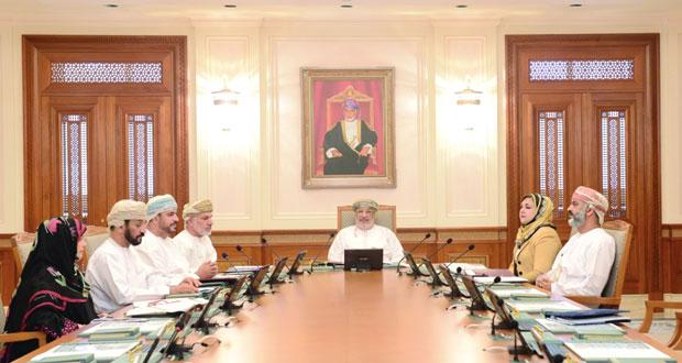 مكتب مجلس الدولة يناقش عددا من الموضوعات