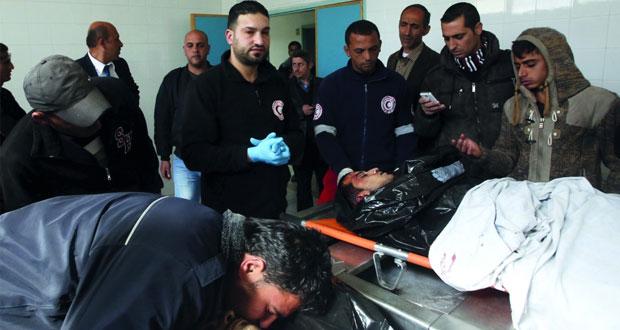 ثلاثة شهداء برصاص الاحتلال بزعم تنفيذ عمليتي دهس في (الخليل)