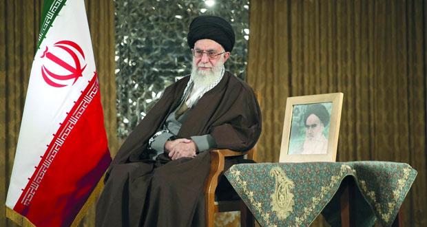 إيران: خامنئي يحتفل بـ(النيروز) ويؤكد أن السنة الجديدة ستكون سنة (الاقتصاد والعمل)
