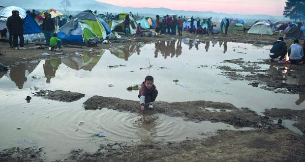 4 دول من البلقان تغلق رسميا طريق الهجرة الرئيسي