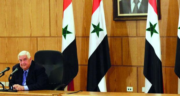 سوريا: وفد الحكومة يمهل المعارضة 24 ساعة بعد وصوله جنيف