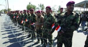 القوات العراقية تطلق عملية عسكرية كبرى لاستعادة قضاء هيت