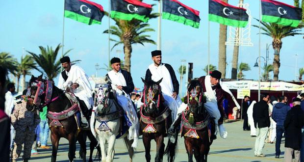 ليبيا: موسكو ترفض التدخل العسكري إلا بتفويض من مجلس الأمن