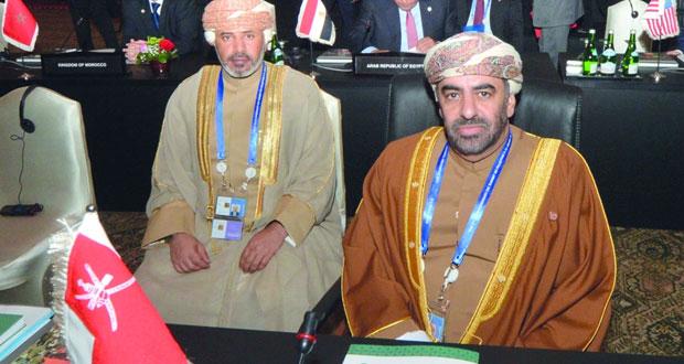 السلطنة تشارك في .. (وزاري التعاون الإسلامي) للقمة الطارئة بإندونيسيا