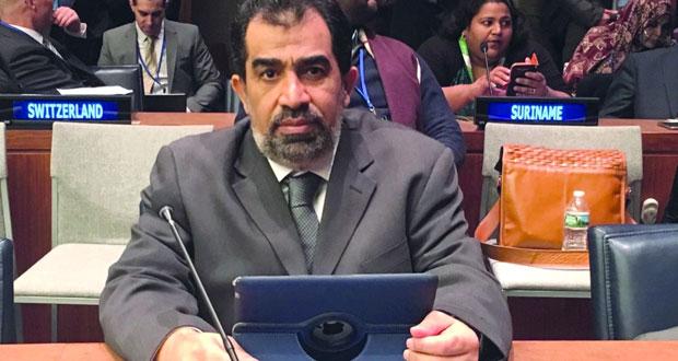 """""""الوطني للإحصاء والمعلومات"""" يشارك في اجتماعات اللجنة الإحصائية للأمم المتحدة"""