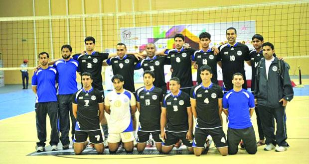 نادي صحم .. في جاهزية تامة لاستضافة بطولة الأندية الخليجية في الكرة الطائرة