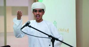 مواهب ومهارات متنوعة في الشعر الفصيح لمسابقة الأندية للإبداع الشبابي