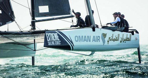 مشروع عُمان للإبحار يتأهب لانطلاق افتتاحية موسم سباقات الإكستريم بمسقط