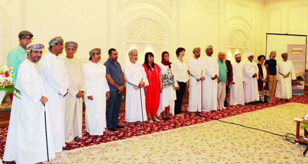 """افتتاح ملتقى """"متحف بيت الغشام الدولي للفنون"""" بوادي المعاول"""
