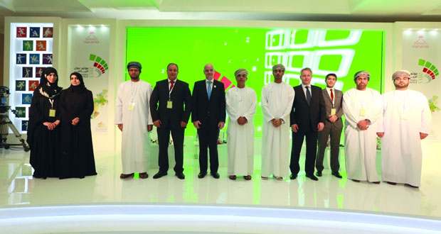 اليوم .. وزارة الشؤون الرياضية تكشف النقاب عن معرض ومؤتمر عمان الرياضي 2016