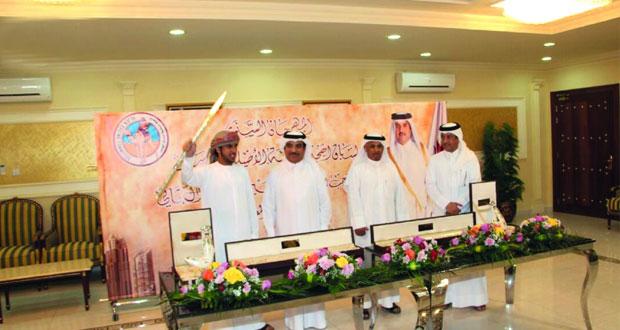 فوز (الجزيرة ) لهجن الشحانية مع مضمرها سلطان الوهيبي بالسيف الذهبي (سيف أمير قطر ) وتودع الميادين بعد مسيرة حافلة بالانجازات