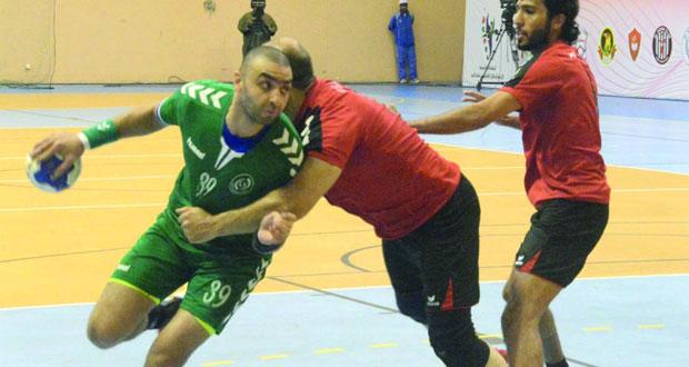 أهلى سداب يخسر من الريان القطري ويودع البطولة مبكرا النصر الإماراتي يكسب بطاقة التأهل على حساب الأهلي البحريني