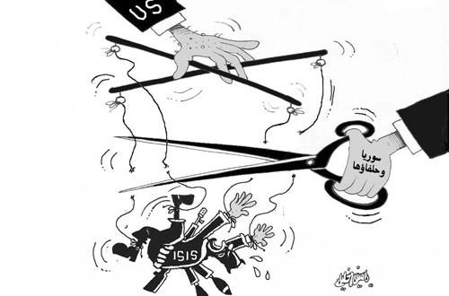 سوريا وحلفاؤها