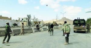 سوريا: الجيش يسدد ضربة قاصمة لـ(داعش) ويحرر تدمر