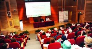 بدء فعاليات مؤتمر الفنون البصرية والثقافة في دورته الثانية بجامعة السلطان قابوس