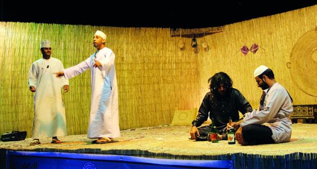 فريق الصمود بالحمراء يقدم أمسية ثقافية فنية متنوعة