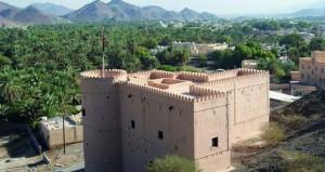 """""""بيت الصاروج"""" أحد أبرز معالم سمائل التاريخية"""