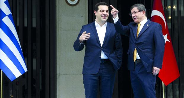 لقاء تركي ــ يوناني لبحث خطة جديدة لتجفيف موجة الهجرة